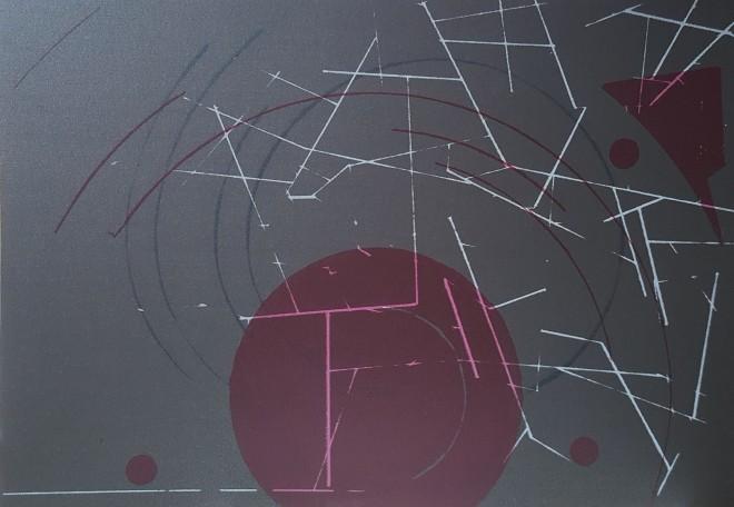horizonA3screenprint